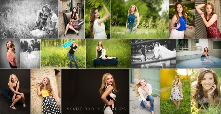 Katie Brock seniors 2015