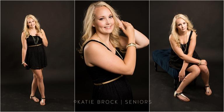 Indoor senior pictures