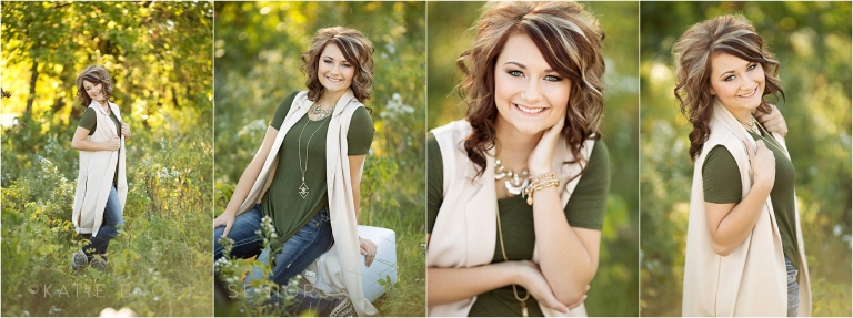 Summer senior photos