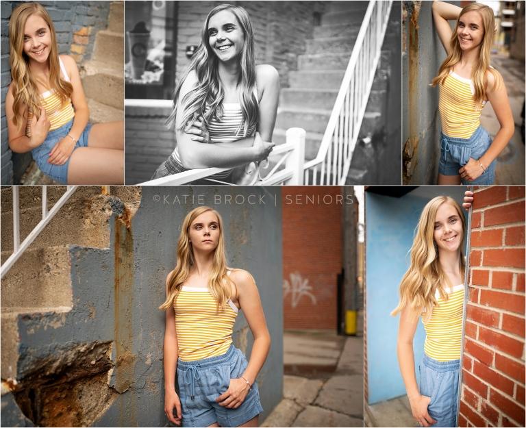 Urban Senior Pics